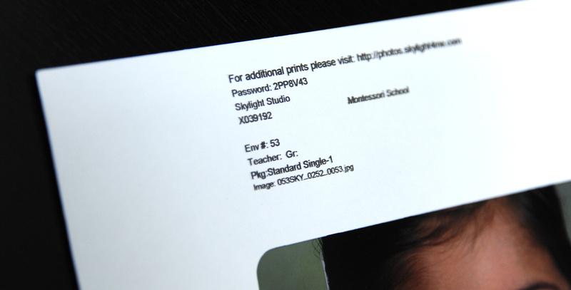 Skylight Portraits   Password